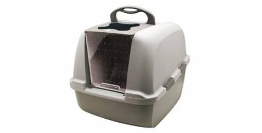 hagen catit hooded litter box review